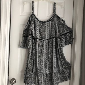 TORRID - NWOT Cold Shoulder Dress